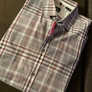 BOSS HUGO BOSS Button Down Shirt. Size X-Large